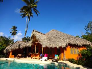 1 min walk from the beach - Ballenas, Las Terrenas