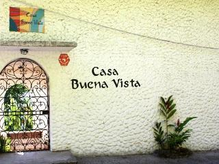 Entrance to Casa Buena Vista