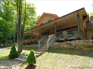 Picture perfect meets perfectly peaceful in this beautiful mountain property.