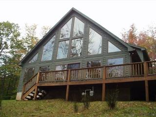 Marvelous pet-friendly mountain home offers completely comfortable privacy!, Davis