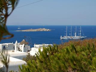 The Secret Garden villa in Mykonos for let, holiday rental mykonos walking