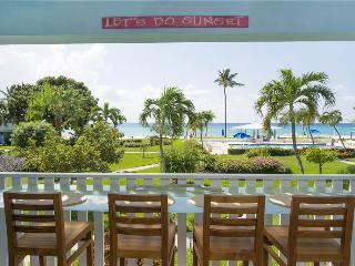 SILVER SANDS CONDOS-24 CLASSY WITH DIRECT SEA VIEW, Seven Mile Beach