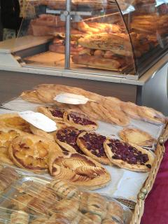 French bakery at rue Cler