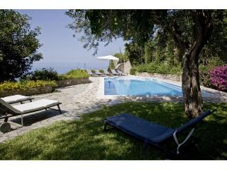Villa with pvt swimming pool-wifi-air conditioner, Capri