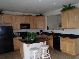 Gourmet Granite Kitchen (view 2)