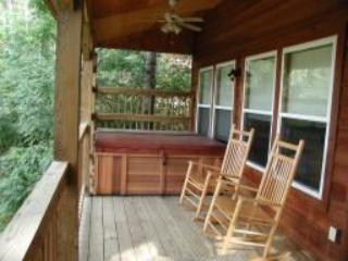 Cabin #9 - Bear Den, Bryson City