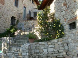 Borgo di Sopra, Vineyard apartment, Pelago