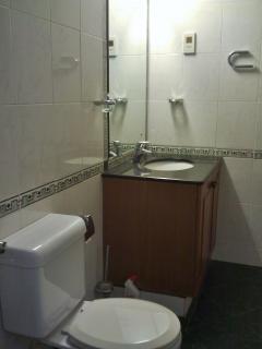 0ne of the Bathrooms