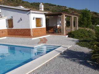 CASA RAFA with private pool. Holiday in Competa.
