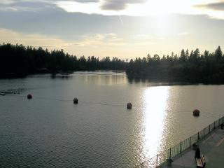Great Condo on Spokane River by Lake Coeur d'Alene, Post Falls