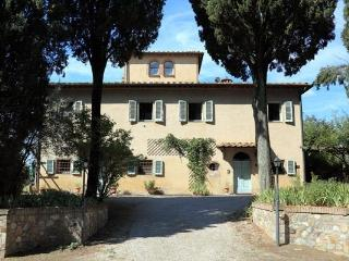 Wonderful self catering apartment in Tuscany
