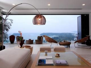 Stunning seaview penthouse, private pool (THA11), Kata Beach