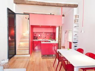 Cannes Centre-Festival Apartment, 2' from Palais/Beaches, Air Conditioning, etc.