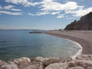 à proximité de la plage Žnjan