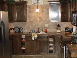 A chef's dream kitchen