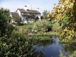 Bed and breakfast accommodation, Herefordshire
