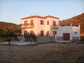 Schöne griechische Villa - Lesbos - Eresos - Antissa, Lésbos
