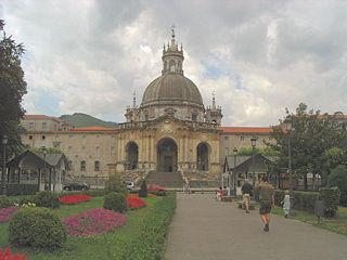 Basilic of St. Ignatius of Loyola (Jesuits founder) in 25 min. drive