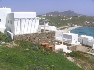 Beachfront studio in Mykonos
