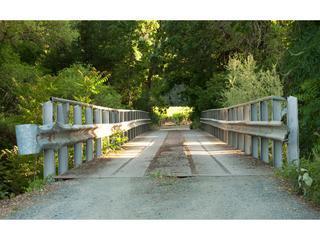 Pont à la maison