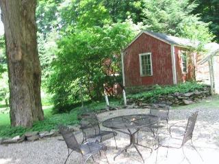 Rhubarb Hill, a Charming 1850's Farmhouse