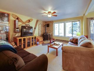 Cozy mountain retreat w/ shared pool, hot tub, nearby ski & lake access!