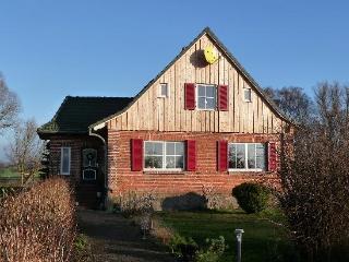 Vacation Apartment in Hof Kreien - natural materials, barrier-free, relaxing (# 3836), Kreiensen