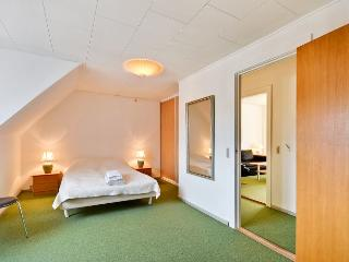 Nice Copenhagen apartment close to Husum station