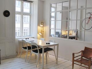 Lovely Copenhagen apartment near Tivoli Gardens, Copenhague