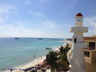 PERFECT RENT, EL FARO 2 BEDR APART BEACH FRONT, Playa del Carmen
