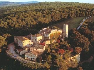 Castello di Montalto - 3 Bedroom Villa in Chianti, Siena
