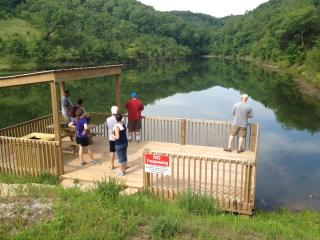 Private Lake 1 ml to SDC Book 7 nt @ $57-$99/night, Branson