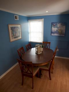 Dining Room on 1st Floor
