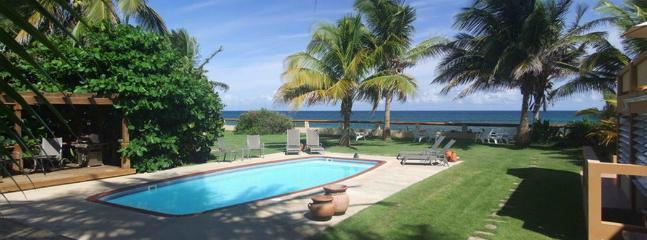 ... an oceanfront oasis