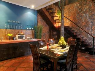 A hideaway in a traditional setting
