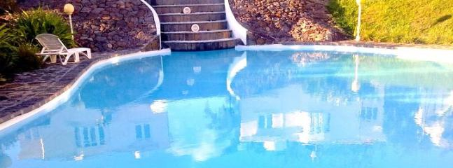 Closer look of the Pool