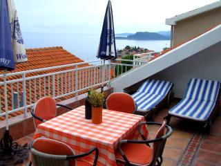 NR Lux Two-Bedroom Apartment with terrace,Sea View
