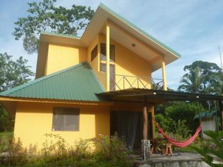 House for vacational rental Wansemol Eco-Lodge, Sarapiqui
