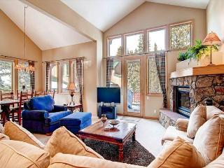 White Wolf 962 Luxury Townhome Hot Tub Breckenridge Summit Mountain Rentals