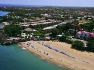 Vista aérea playa Alicia