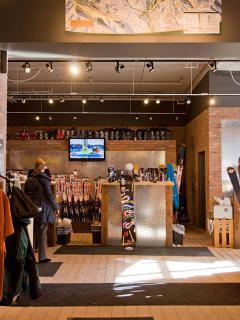 Aloha Store and Snowboard/Ski Rentals