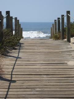 You are almost there... The best european blue flag beach in the north of Portugal!!