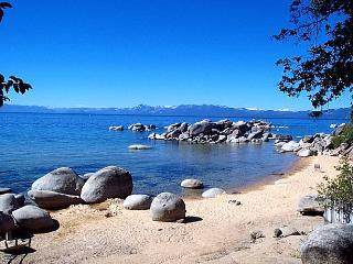 Charming Old Tahoe AFrame on North Shore-sleeps 9, Kings Beach