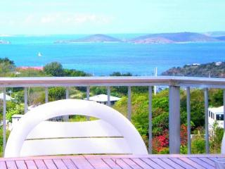 Paradise Revisited - 4 A/C bedroom villa-large pool and private strolling paths., Virgin Islands National Park