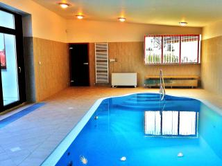 Very Spacious and Luxurious  Villa with indoor Pool, Sauna and Steamcabine