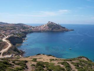 SARDINIA- CASTELSARDO- Beautiful Apartment with spectacular sea view D2, Castelsardo