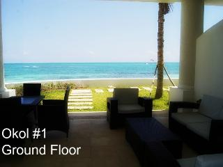 OCEAN FRONT 3BDRM APT, GET THE 7th NIGHT FREE!, Playa del Carmen