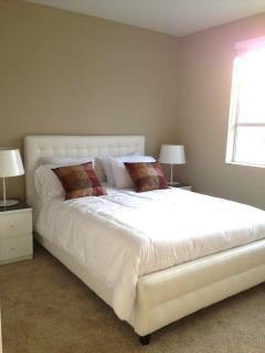 2nd Bedroom New Queen Size Bed