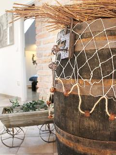 Dinning area (Downstairs) - Attic Hastalska - Luxury Three Bedroom & Two Bathroom Apartment