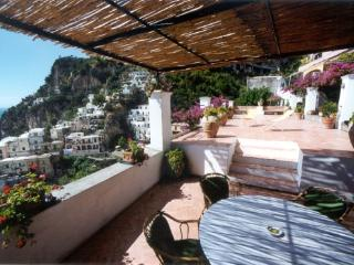 Piccola Villa Vista Positano Villa in Positano with view, holiday rental